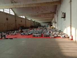 Ideal 15000sqft Warehouse For Rent at Before Bypass Sataina Road