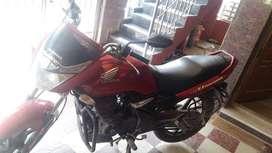 Honda Unicon bike for immidate sell