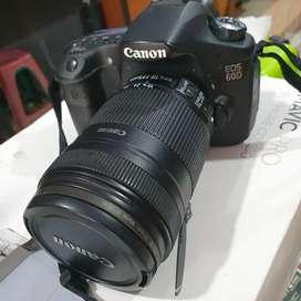 CANON 60 D LENSA 135
