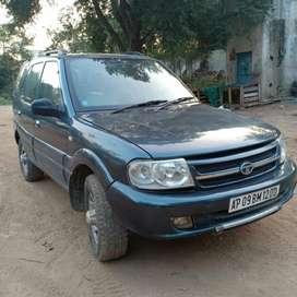 Tata Safari 4x2 EX DICOR BS-III, 2007, Diesel