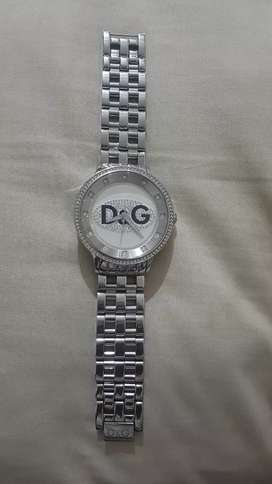 D&G WATCH PRIME TIME