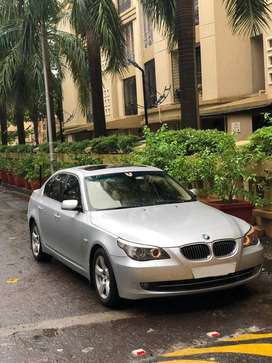 BMW 5 Series 2009 Petrol Well Maintained