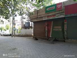 Shops for sale in arna barna chownk near 2 park near peer di dargah