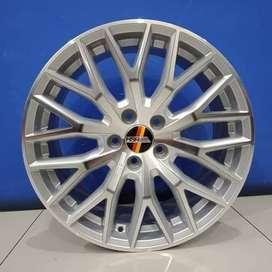 Cicil Velg Mobil Scirocco, Tiguan DP 10% Ring 18 HSR SAMADAR H5X112