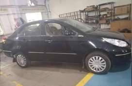 Selling a chauffeur driven 2010 model Petrol TATA MANZA