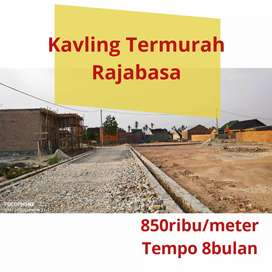 Tanah murah Bandar Lampung Rajabasa