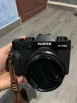 FujiFilm XT 20 15-45