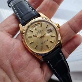 Rolex 1803 day date all gold president