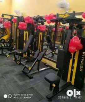 Gym setup best se best price me lagaye aapke pocket budget me call me