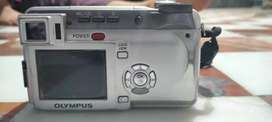 Olympus Camera Model No.C-760 + Two Charging Batteries and charger