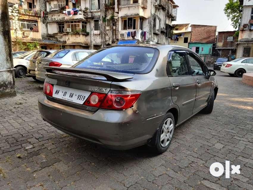 Honda City zx gxi model pure petrol