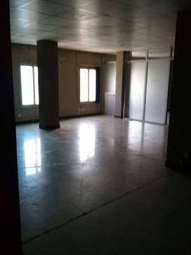 Commercial hall for rent on main road Soan Garden
