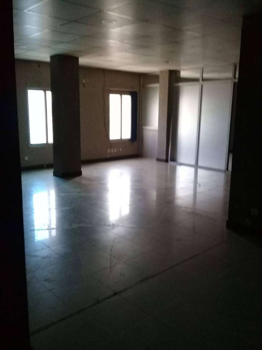 Commercial hall for rent on main road Soan Garden 0