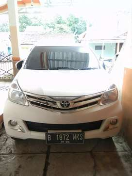 Toyota Avanza G Matic 2014