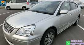 Toyota premio 2002 on easy monthly installment