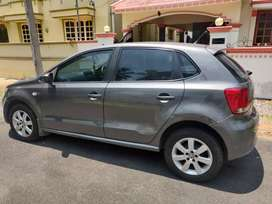 Volkswagen Polo 2012 Petrol Well Maintained and good condition ,,