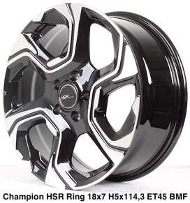 Velk Type New CHAMPION HSR R18X75 H5X114,3
