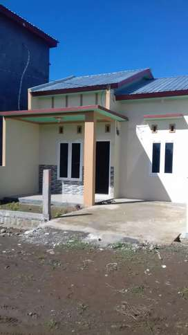 Rumah baru mewah minimalis sktr Panciro Pallangga dkt Makassar