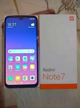 Xiaomi Redmi Note 7 4/64 Nebula Red