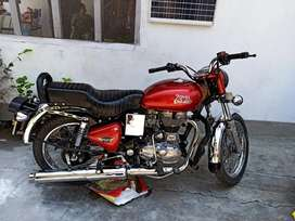 bullet electra showroom condition self start