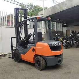 Forklift Toyota 3 Ton