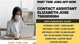 Join Hands for Work from home jobs