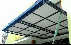 canopi minimalis anti karat