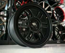 VELG RPF1,16X7,H4X100: YARIS,SWIFT,BALENO,BRIO,JAZZ,FREED,VIOS,SOLUNA