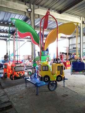 ER5 wahana mainan pancingan elektrik komedi putar safari PROMO