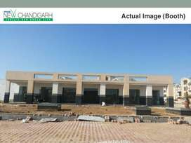 available omaxe phase one 300sqft newley builtup booth for sale