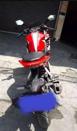 Honda CBR 150R th 2017 atas Nama ready stock