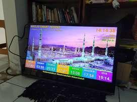 Jual Jam masjid TV Led Di Sleman Jogja