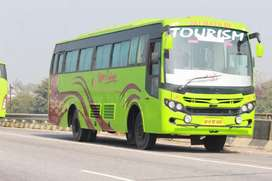 Tata1512/55 AC bus side engine3*2 seat avalible