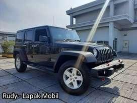 Jeep Wrangler Renegade 3.0 AT 2015 Km Antik 16Rb Pajak Panjang Genap