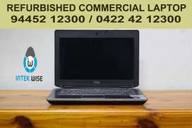 SMALL BUSINESS LAPTOP - REFURBISHED DELL COMMERCIAL LAPTOP - DELL ATG