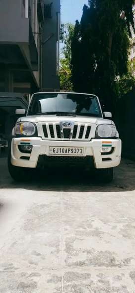 Properly maintained Scorpio