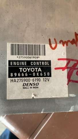 Innova ecm 2012-16 model car