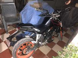 Ktm in brand new condition