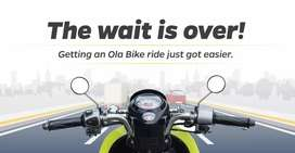 FREE Ola bike taxi attachment