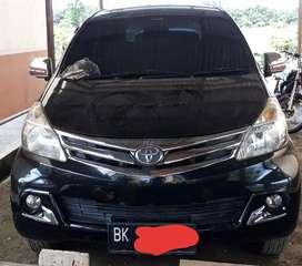 Jual mobil Avanza rumahan