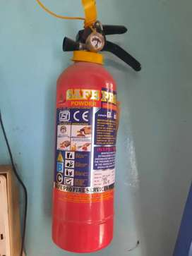 Fire extinguisher for home or shop