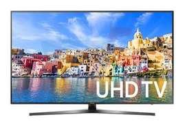 """Maha Bachat offer 50"""" 4k full UHD LED TV seal pack on sale"""