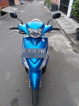 Yamaha mio j th 2012/2013 plat 2023 pjk pnjng mesin halus
