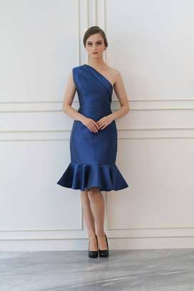 GISELLE BLUE - S0127 , DRESSS PESTA MURRAAHHH!!!