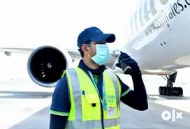 Recruitment for job opportunities Airport in Ground staff