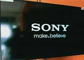 NEW 42 Smart Ultraslim LED TV 2 Year Replacement Guarantee GST Bill