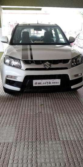 Maruti Suzuki Vitara Brezza VDi - Diesel, 2017, Diesel