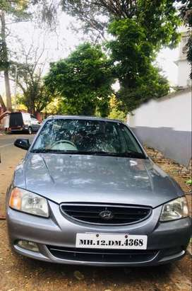 Hyundai Accent 2006 CNG & Hybrids Good Condition