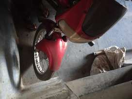 Bike is in good condition..beeding is excellent like RX100