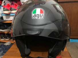 AGV orbyt 2019 size L SNI double visor